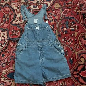 Calvin Klein Jeans Short Overalls Size M